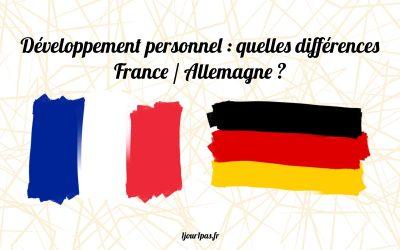 Développement personnel : quelles différences France / Allemagne ?