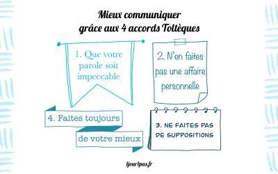 Mieux communiquer grâce aux 4 accords Toltèques